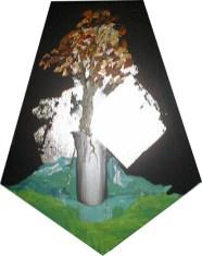 Træet på søjlen
