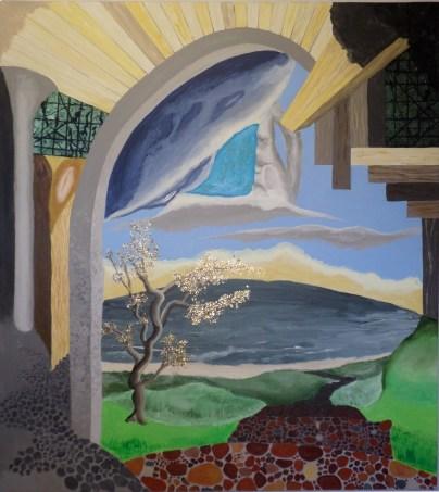 Surrealisme, A.C.Rosmon, Kaare Norge,Bent Fabric,