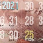 Governo divulga calendário anual de pagamento dos servidores