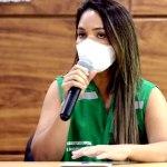 Marfisa Galvão se afasta da prefeitura para tratar de sua saúde