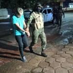 Gefron prende bandido que rendeu família, roubou e levou caminhonete à Bolívia