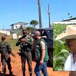 Exército e Mapa fazem operação na fazenda de Jorge Moura e pecuarista se revolta com ação