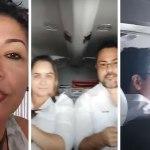 Avião com secretários sofre pane e faz pouso de emergência no Acre