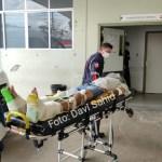 Policial fere cunhado com dois tiros durante discussão em residência no Tancredo Neves
