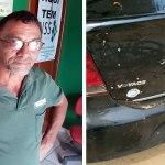 Ex-presidente de Sindicato de Xapuri é preso após confundir policiais com assaltantes