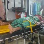 """Filho do """"Marrosa"""" troca tiros com a polícia e acaba ferido no Taquari"""