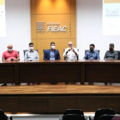 Encontro Moveleiros - Abertura palestras