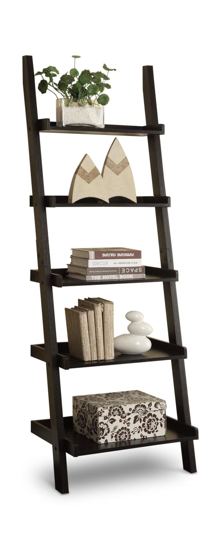 Ladder Bookcase Hom Furniture