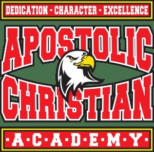 ACA Eagles Mascot Logo