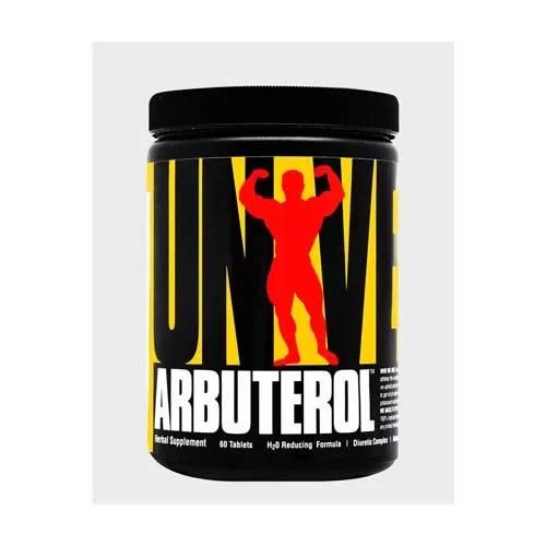 Universal Nutrition Arbuterol 60 Capsules