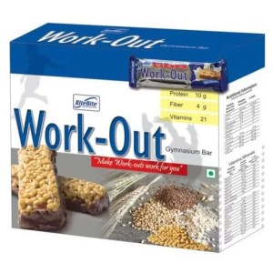 RiteBite Work-Out Pack of 6-Unflavoured on Acacia World