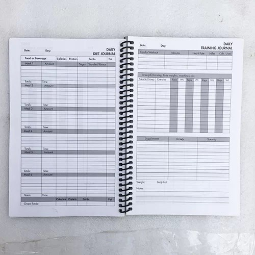Max-Muscle-Daily-Diet-and-Training-Journal 1