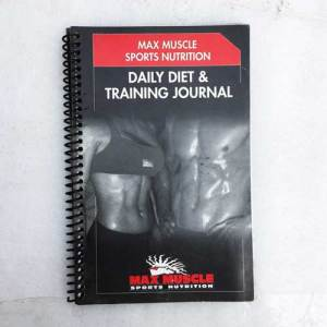Max-Muscle-Daily-Diet-and-Training-Journal