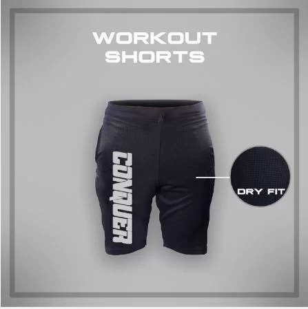 Shorts - Conquer