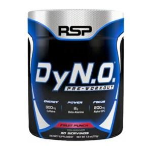 RSP DyNO Black Pre Workout on Acacia World