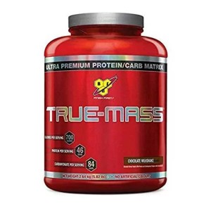 BSN True-Mass® Ultra-Premium Mass Gainer 5.28 Lb on Acacia World