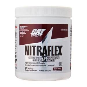 GAT Nitraflex® Pre Workout