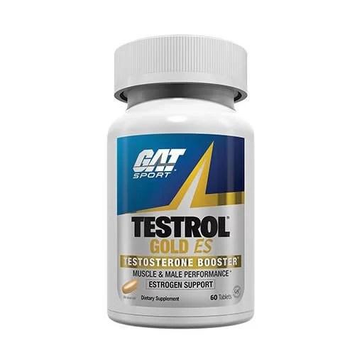 GAT Testrol Gold ES 90 Tablets