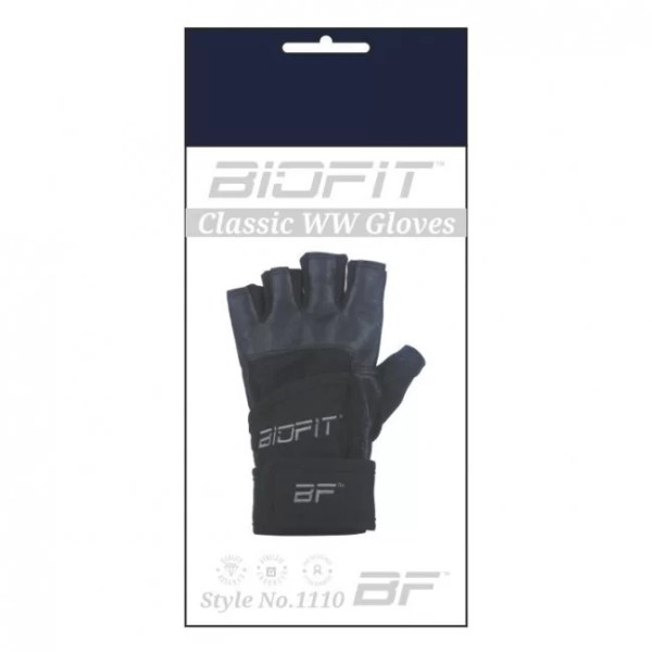 BioFit™ Classic Wrist Wrap Gloves for Men-854