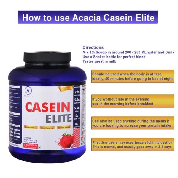 Acacia Casein Elite-1162