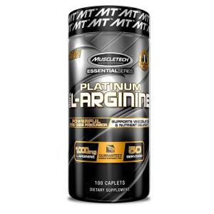 Muscletech Platinum L Arginine
