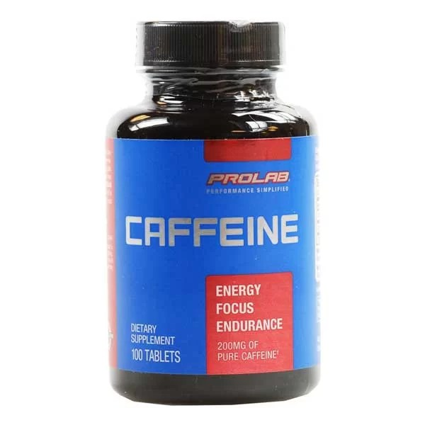 PROLAB Caffeine 100 Tablets