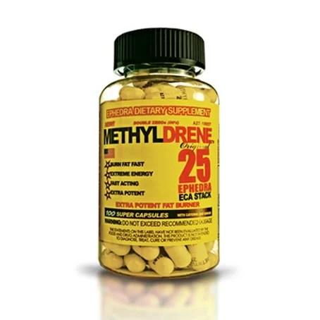 Cloma Pharma Methyldrene Original 100 Caps-0