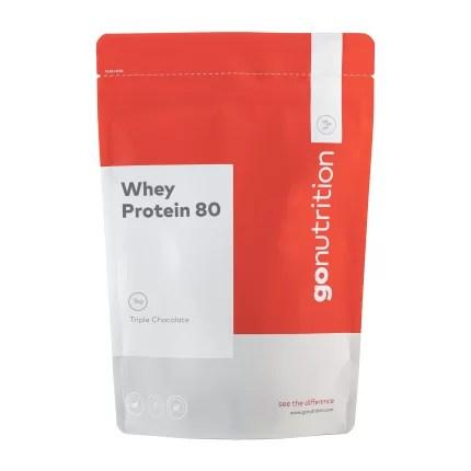 Go Nutrition Whey Protein 80