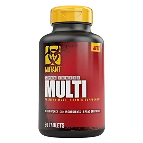 Mutant Core Series Multi Vitamin - 60 Tablets