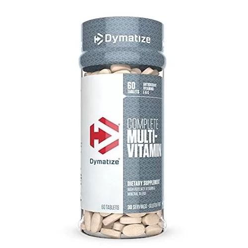 Dymatize Complete Multivitamin 60 Tabs
