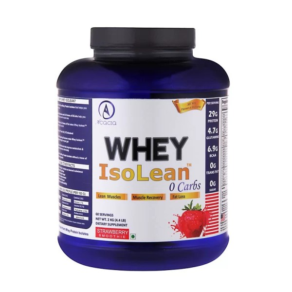 Isolean--4-Lb-Strawberry