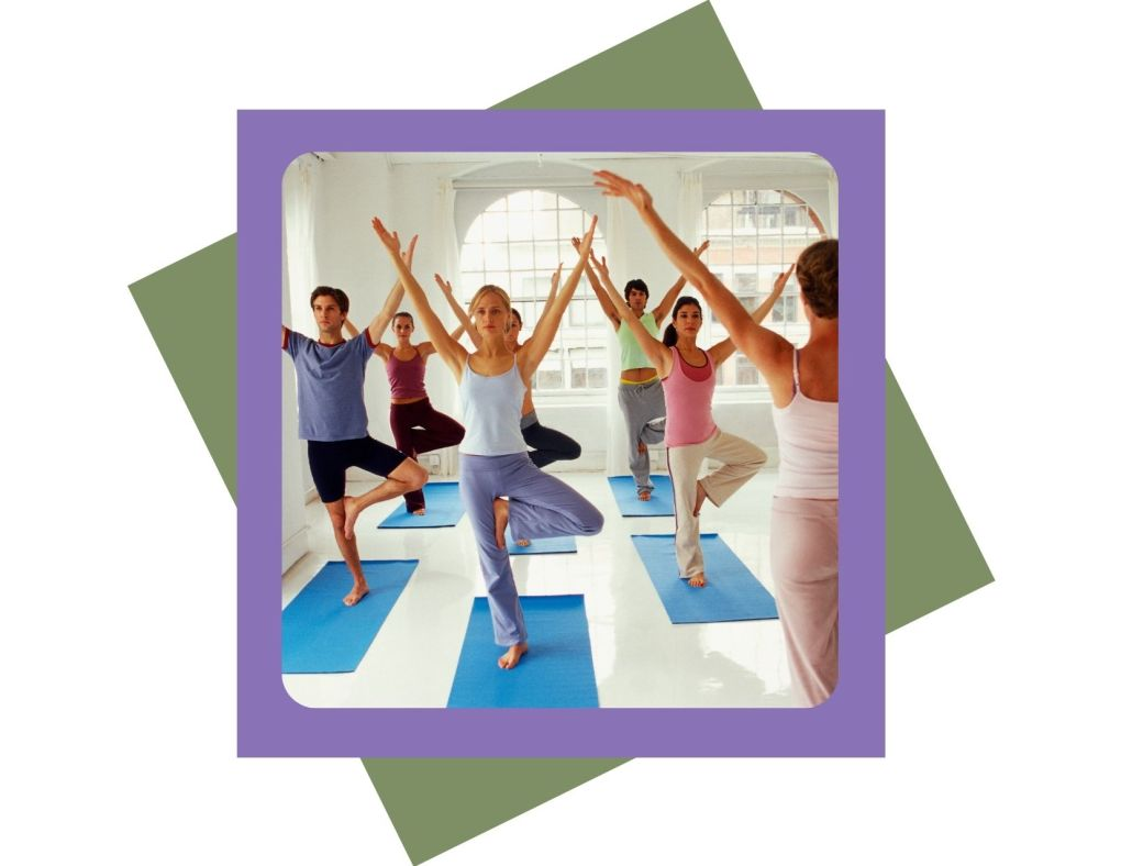 Competencia yoga