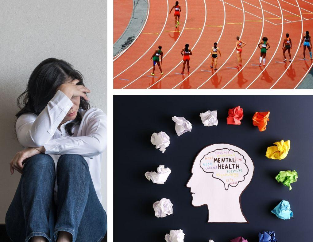 salud mental juegos olímpicos