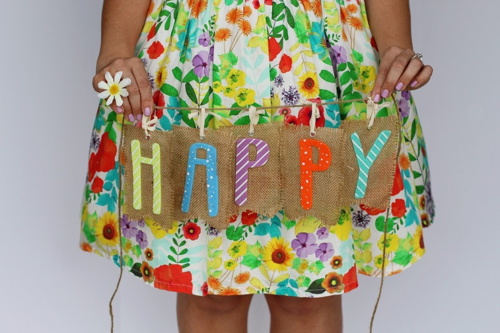 happy, fun, spring