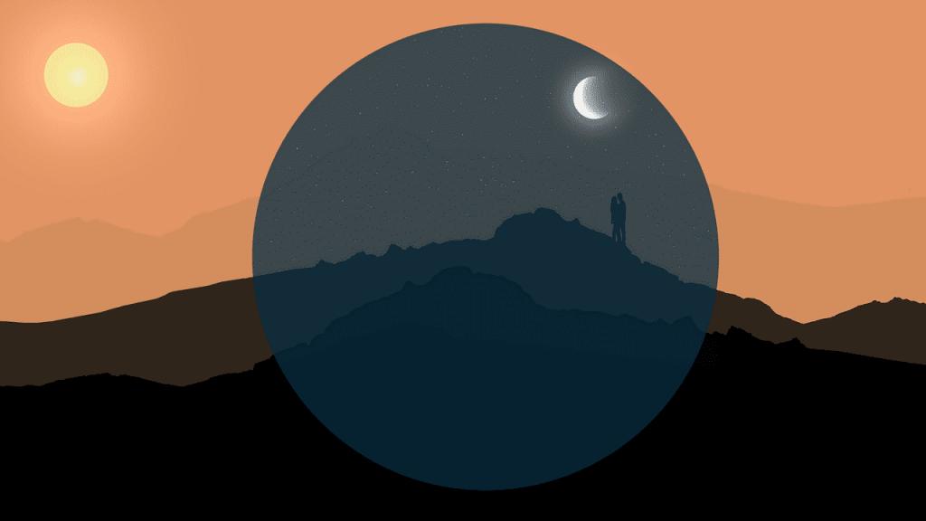wallpaper, daylight, nightstar