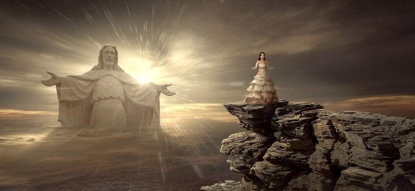 fantasy, spiritual, jesus