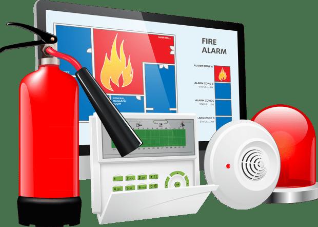 Системы пожарной безопасности объекта