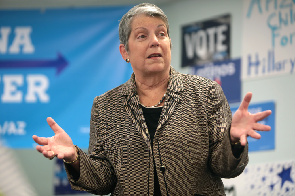 Napolitano Should Cancel Contract With General Dynamics Information