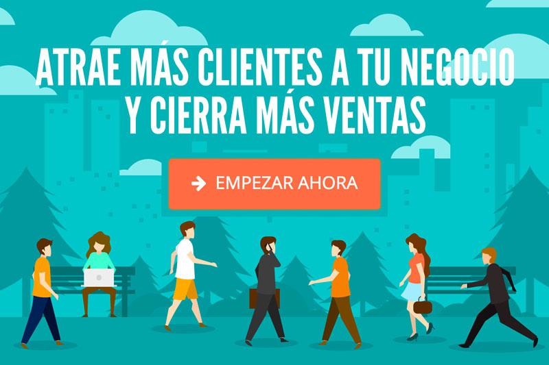 Atrae Más Clientes con Facebook