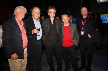 Luis Puenzo, Bernardo Zupnik, Sergio Renán, Juan Carlos Desanzo, Juan José Campanella