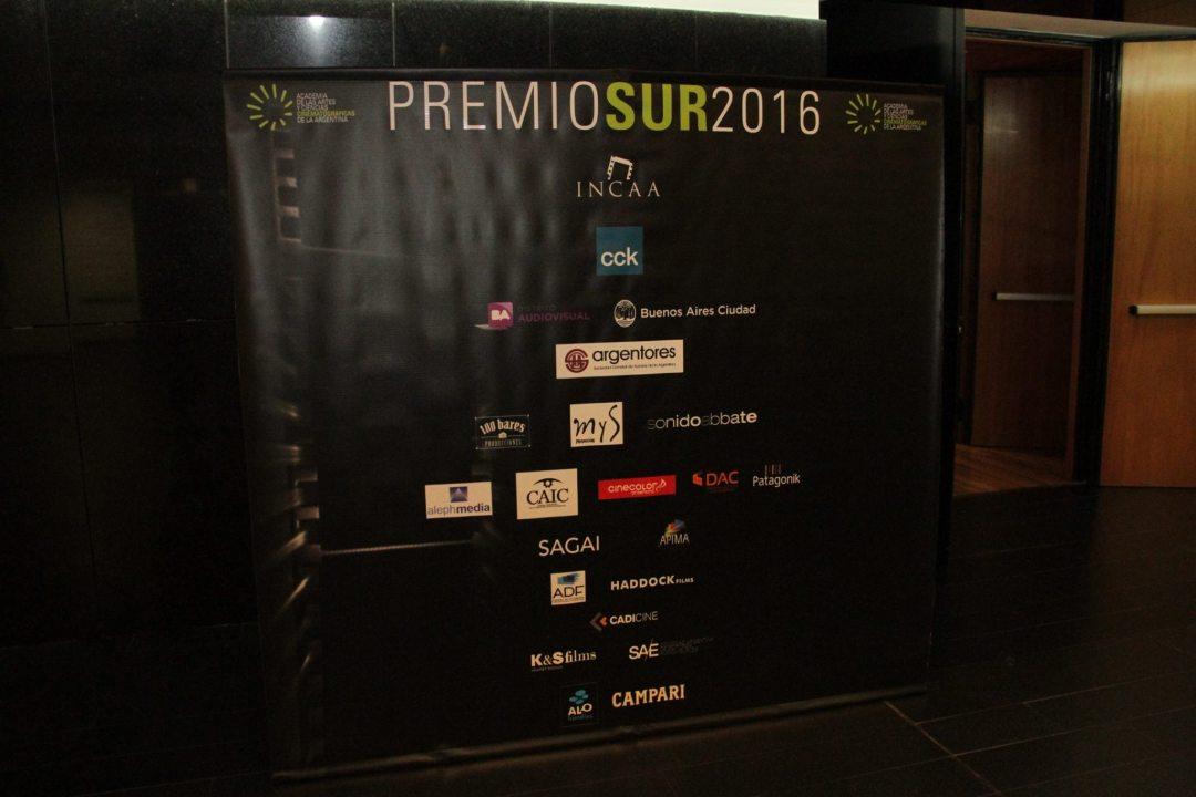 Premios SUR - edición 2016