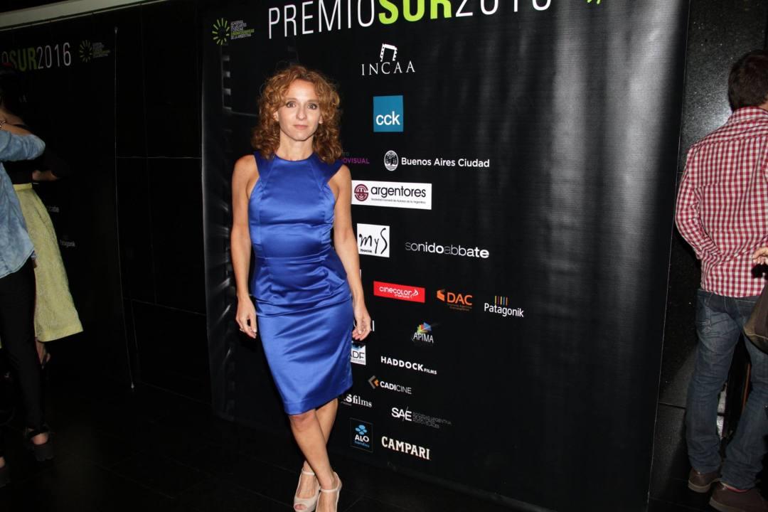 Veronica Calvo - productora ejecutiva  (Las Oreiro)