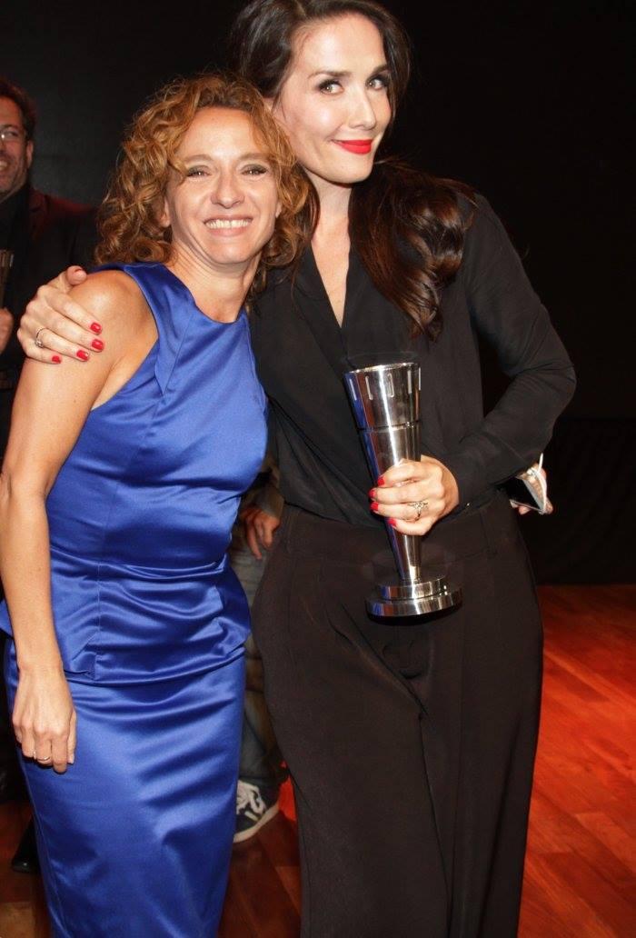 Verónica Calvo y Natalia Oreiro