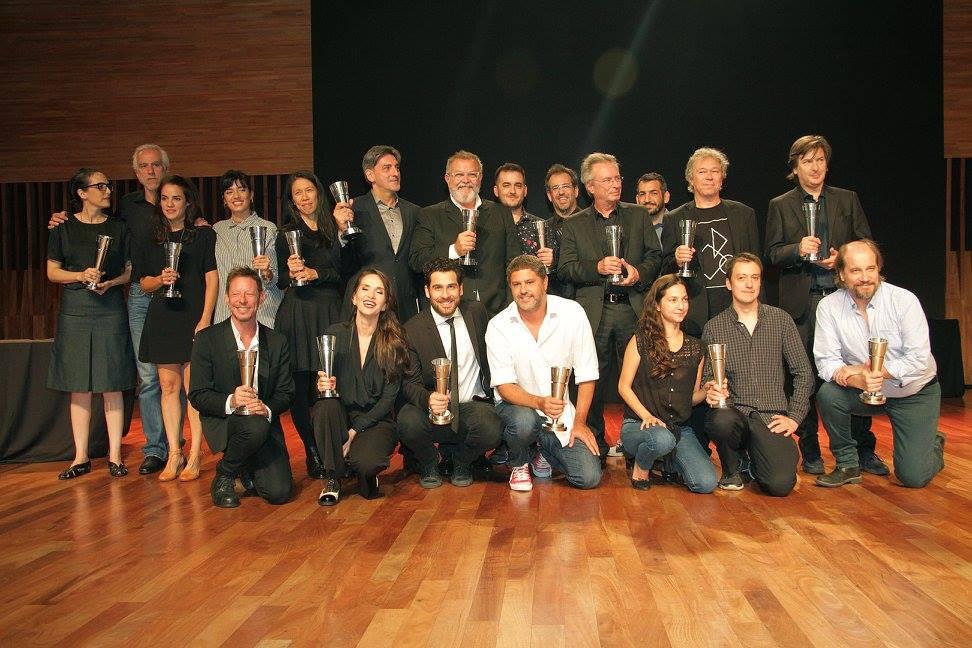 Ganadores de los Premios SUR - edición 2016