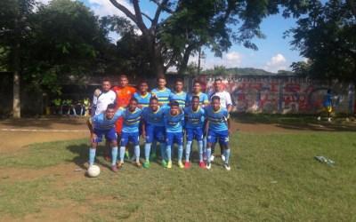 Nacional Sub17 – Victoria de Crespo A en San Juan