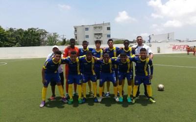 Nacional Sub-17 – Crespo A cae en última fecha con nómina alterna