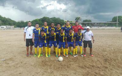 Nacional Sub-17 – Crespo A,  empata de visitante y Definirá Clasificación en Casa