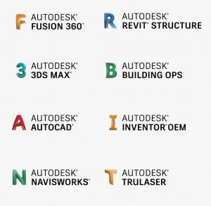 Descargar directa de Autodesk 2019