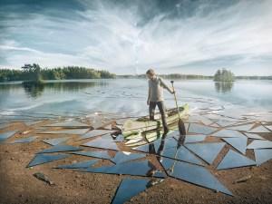 Erik Johansson un maestro del Photoshop y Fotomontaje