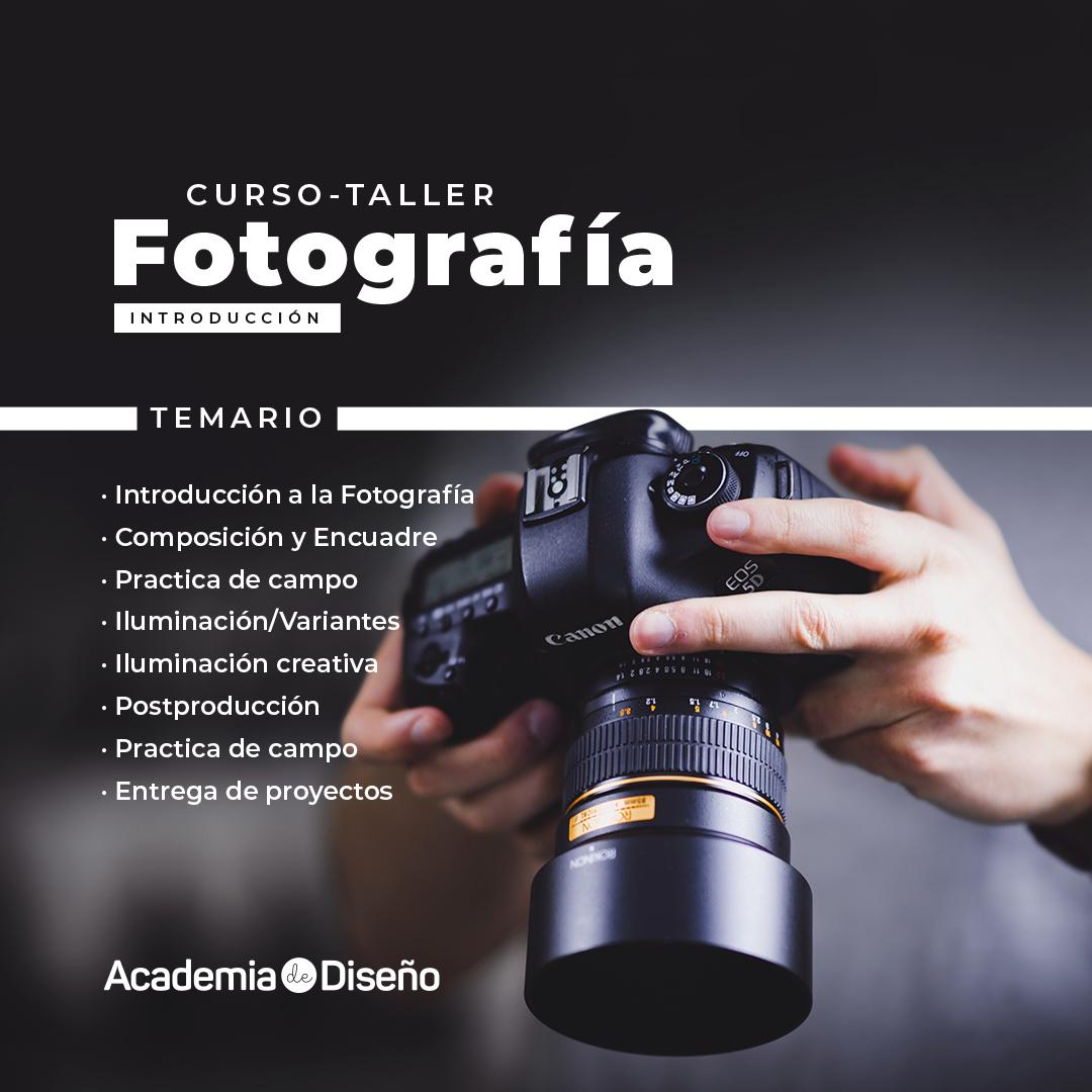 Curso de Fotografía Santo Domingo